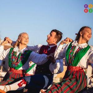 3rd FAKS Dance - International folklore festival Croatia