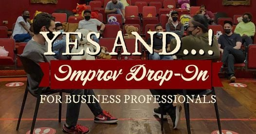 Improv For Adults Summer 2021 Drop In: Yes And...!, 15 June | Event in Dubai | AllEvents.in