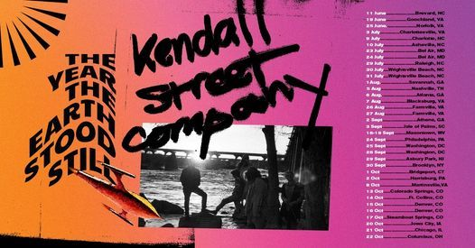 Kendall Street Company at BRYAC, 1 October | Event in Bridgeport | AllEvents.in
