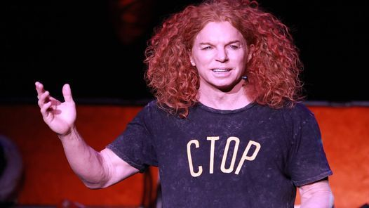 Carrot Top, 28 April   Event in Las Vegas   AllEvents.in