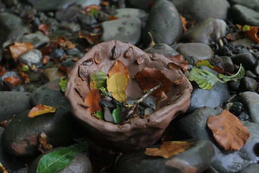 Integrating Arts and Nature With Expressive Arts Therapy.