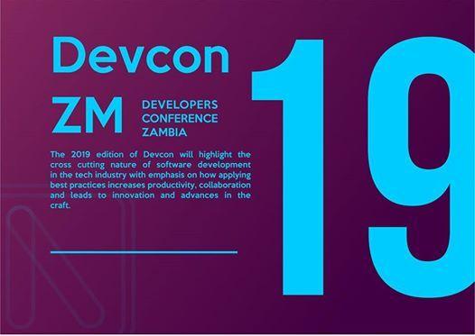 DevCon 2019 at University of Zambia, Lusaka