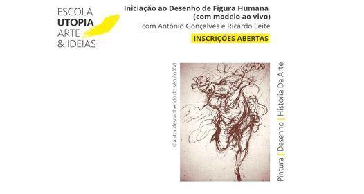 Iniciação ao Desenho de Figura Humana (com modelo ao vivo) | Event in Porto | AllEvents.in