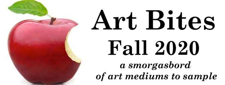 Art Bites Acrylic Painting with Susan Schaefer - CLASS FULL -