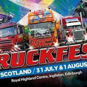 Truckfest Scotland 2021