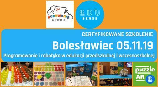 Bolesławiec Programowanie I Robotyka At Miasto Bolesławiec