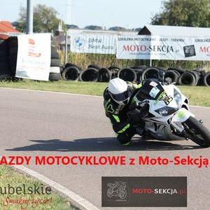 JAZDY MOTOCYKLOWE z Moto-Sekcj 15.05.2021