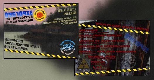 EHCTV  Dystopie - Mit Speedcore in den Abgrund