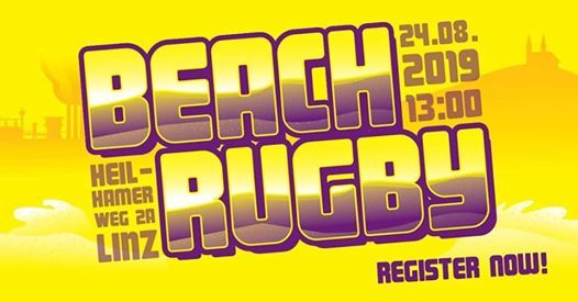 Beach Rugby Linz