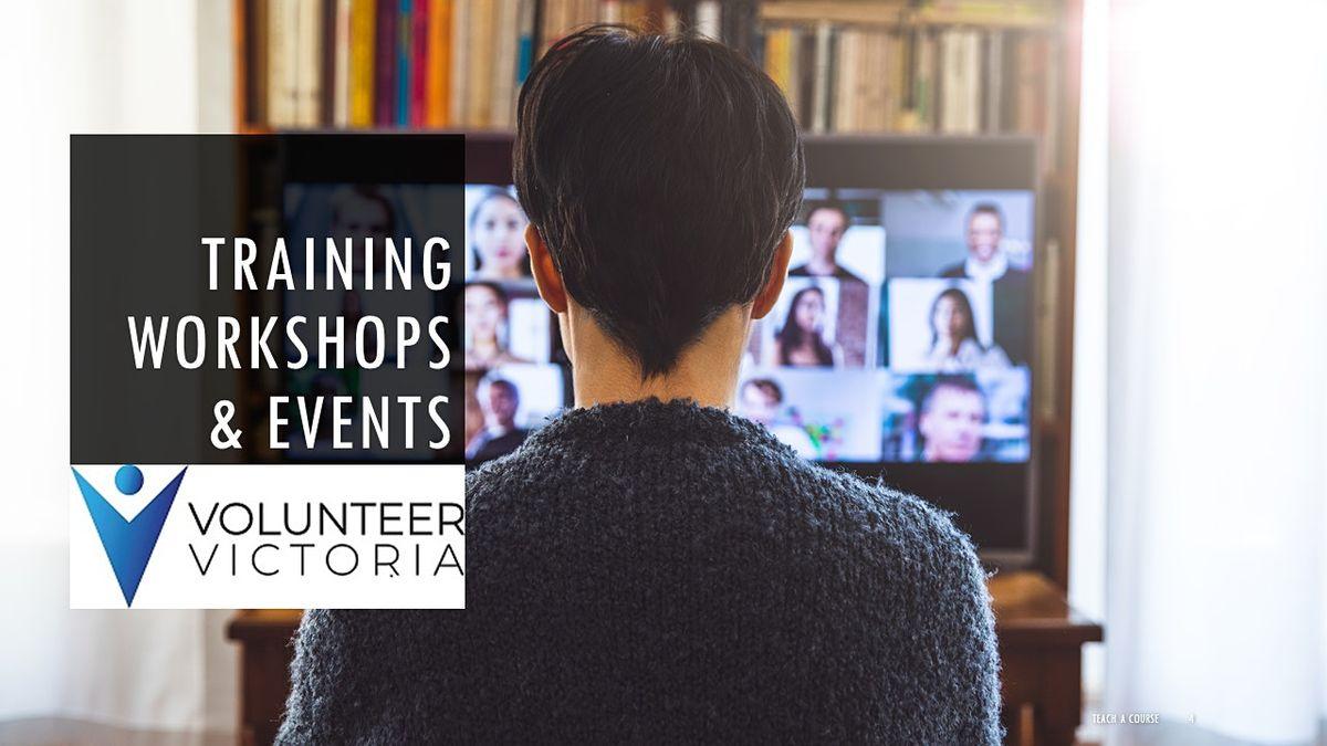 Volunteer Coordinators Check-In - Please click here for future event dates | Online Event | AllEvents.in