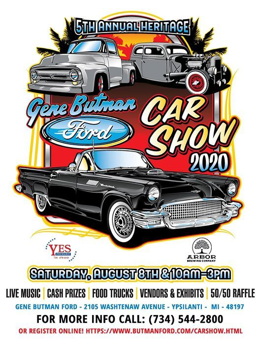 5th Annual Heritage Car Show