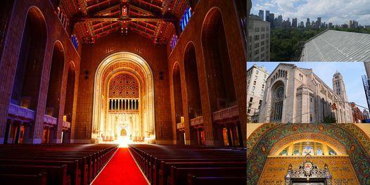 'Temple Emanu-El, NYC's Great Art Deco Synagogue' Webinar   Online Event   AllEvents.in