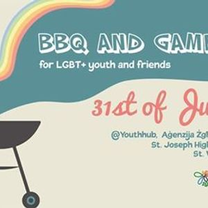 BBQ and Games