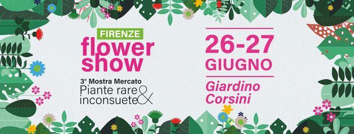 Firenze Flower Show - Mostra Mercato piante rare e inconsuete, 26 June   Event in Lastra A Signa   AllEvents.in
