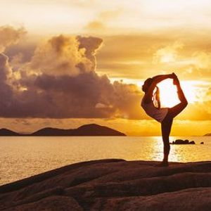 Maratona di Yoga e Arpa celtica