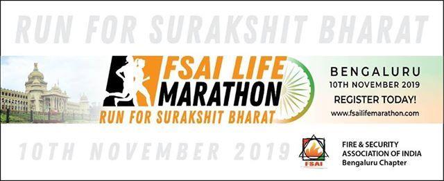 FSAI Life Marathon Bengaluru
