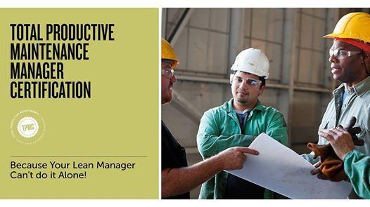 TPM Manager Certification Program