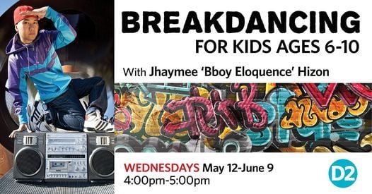 Breakdancing Classes for Kids (Ages 6-10) | Event in Vancouver | AllEvents.in