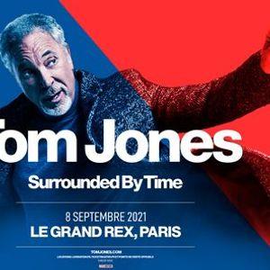 Tom Jones  Le Grand Rex Paris