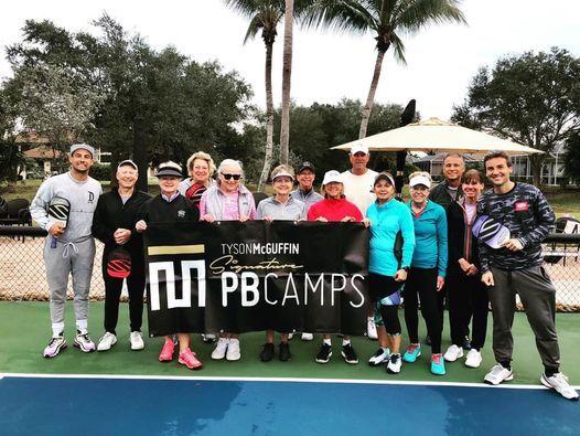 Tyson McGuffin Pickleball Camp featuring Kyle McKenzie - ORLANDO, 6 April | Event in Orlando | AllEvents.in