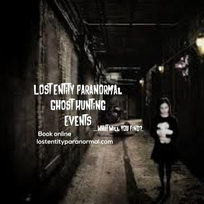 Lost Entity Paranormal