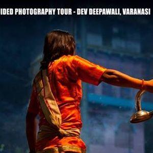 Dev Deepawali - Varanasi November 2019