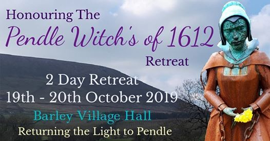 Honouring The Pendle Witches Of 1612 at Barley Village Hall