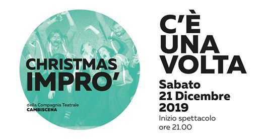 Christmas Impr - Rassegna C UNA VOLTA