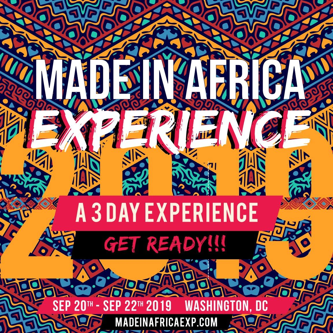 The Made In Africa Experience - Washington DC