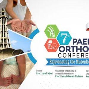 7th Paediatric Orthopaedic Conference