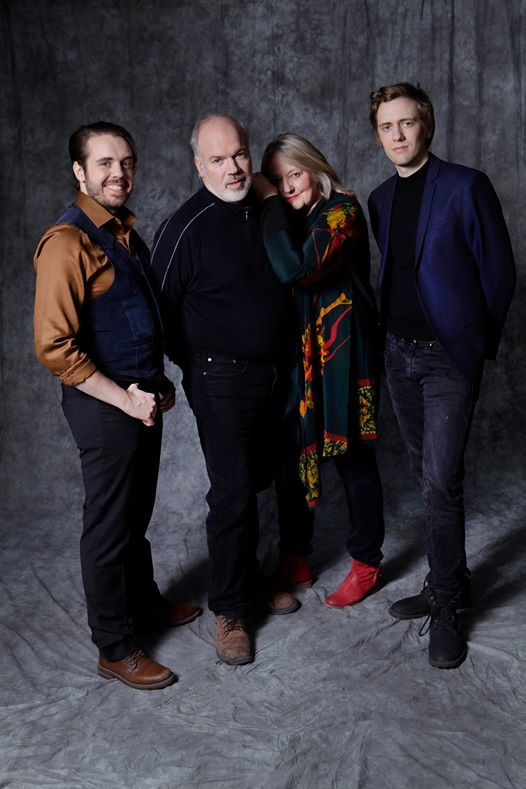 Connie Kaldor Family Band in Powell River