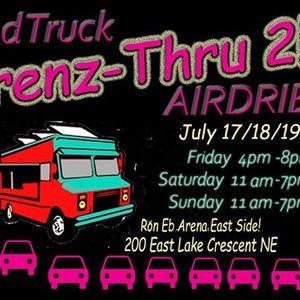 Drive Thru Food Truck Frenz-Thru