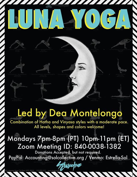 Luna Yoga - Zoom Edition