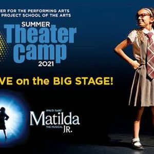 SUMMER THEATER CAMP 2021 - AVENTURA SESSION 1