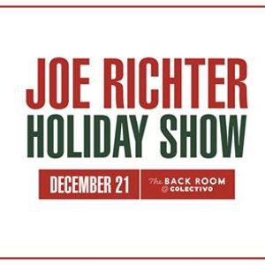 Joe Richter at The Back Room at Colectivo