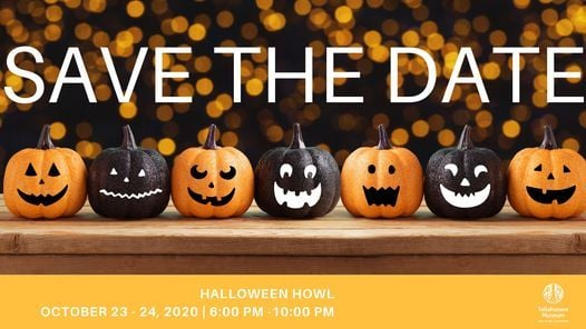 Halloween Events Tallahassee 2020 Halloween Howl 2020 SAVE the DATE, Tallahassee Museum, 23 October