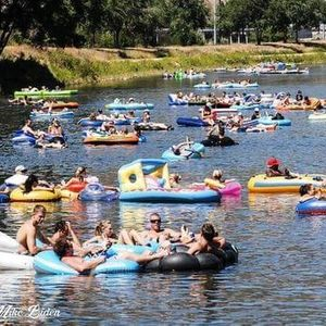 Grand River Float Day