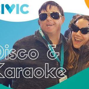 Civic Disco and Karaoke