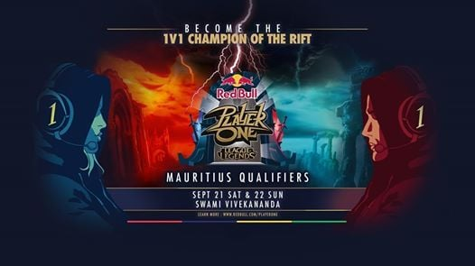 Red Bull Player One - Mauritius 2019