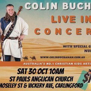 Colin Buchanan KidsFamily Concert - Carlingford