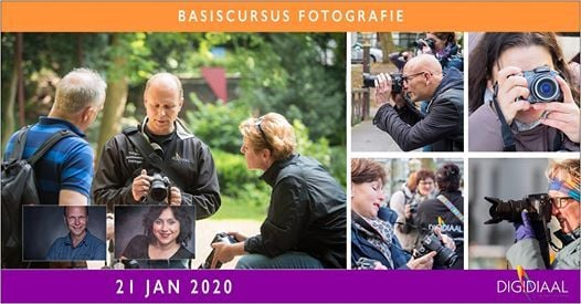 Basiscursus Fotografie in Deventer