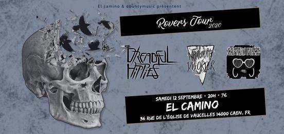 Rovers tour 2020 - 12 Septembre 2020 - Caen FR