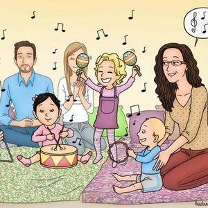 Eveil musical parents-enfants
