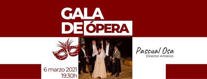 Gala de Ópera, 6 March   Event in Madrid   AllEvents.in