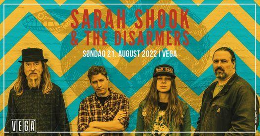 Sarah Shook & The Disarmers - VEGA - Ny dato, 21 August | Event in Copenhagen | AllEvents.in