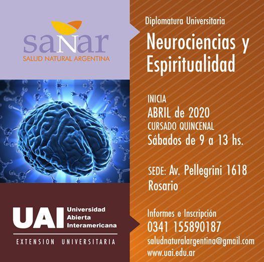 Diplomatura Universitaria en Neurociencias y Espiritualidad