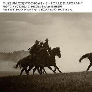 Diaporama historyczna z przedstawieniem Bitwy pod Mokr