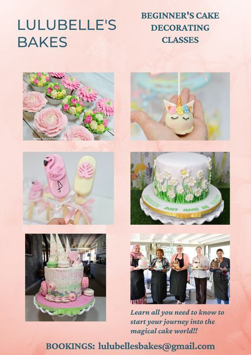 Cake Decorating Classes, 23 June | Event in Somerset West | AllEvents.in