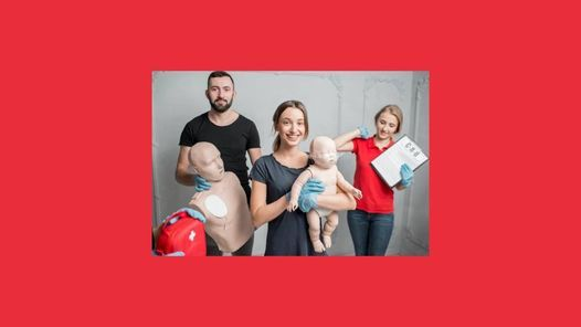 12 Hour Paediatric First Aid Course Fareham, 17 July | Event in Fareham | AllEvents.in