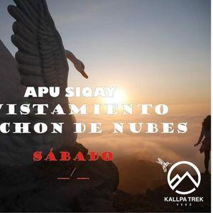 Avistamiento Colchon de Nubes - Apu Siqay
